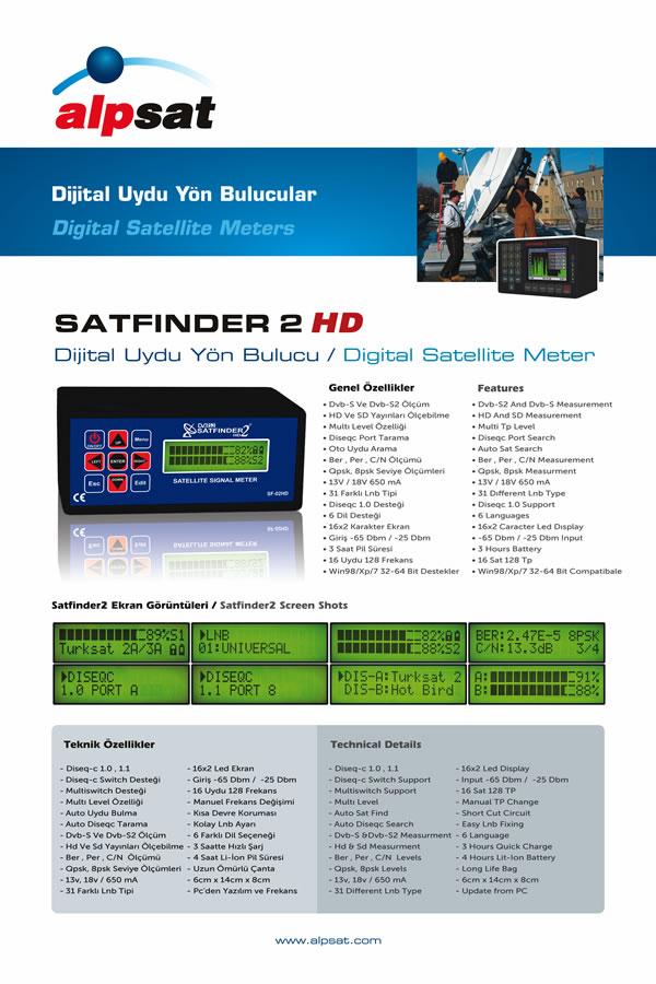 Alpsat Electronics - Downloads